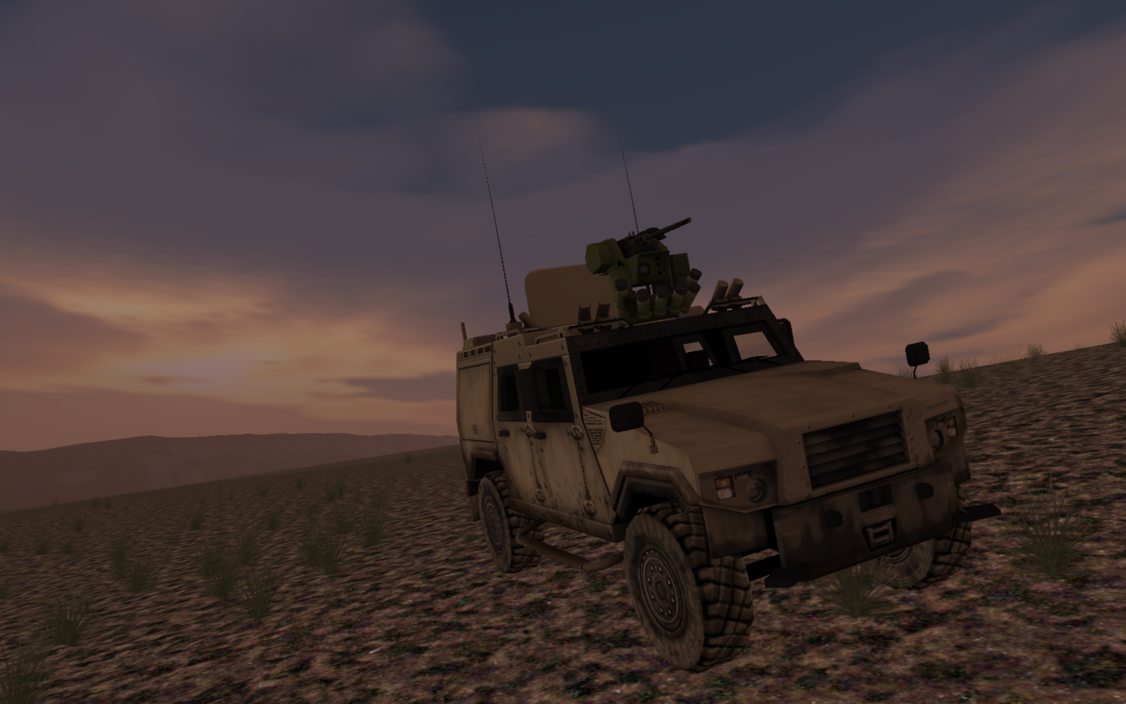 Lemur RWS for the Danish Army